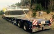 Motorová jachta Formula 350SS - Praha - Trogir