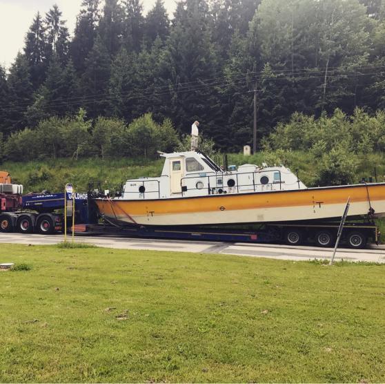 Přeprava lodí