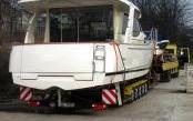 Nová loď na výstavu