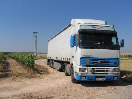 kamionova doprava 1