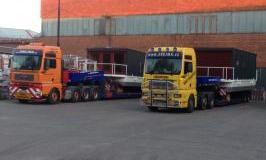 Nadrozměrná přeprava